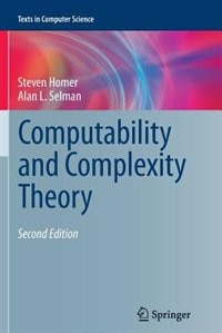 Book Computability and Complexity Theory by Steven Homer