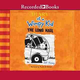 Diary Of A Wimpy Kid: The Long Haul de Jeff Kinney