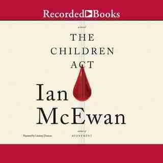 Children Act by Ian McEwan