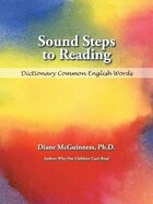 Sound Steps to Reading: Dictionary Common English Words