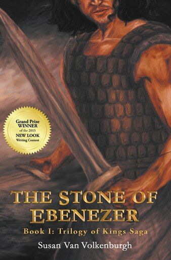 The Stone Of Ebenezer by Susan Van Volkenburgh
