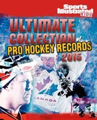 Book Ultimate Collection of Pro Hockey Records 2015 by Shane Frederick