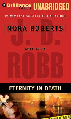 Book Eternity in Death by J. D. Robb