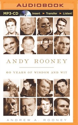 Book Andy Rooney: 60 Years of Wisdom and Wit by Andrew A. Rooney