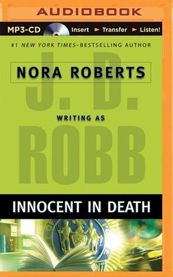 Book Innocent in Death by J. D. Robb