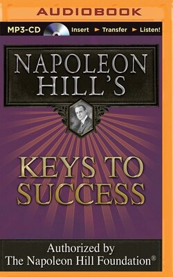 Book Napoleon Hill's Keys to Success: The 17 Principles of Personal Achievement by Napoleon Hill