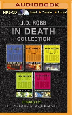 Book J. D. Robb In Death Collection 5: Origin in Death, Memory in Death, Born in Death, Innocent in… by J. D. Robb
