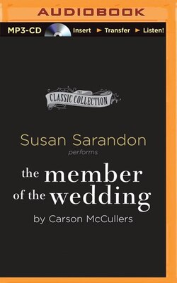 Book The Member of the Wedding by Carson McCullers
