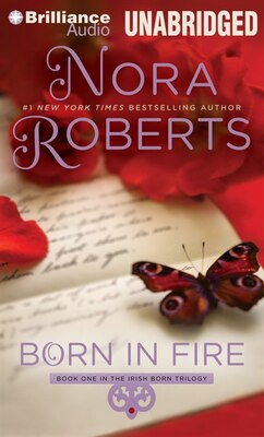 Book Born in Fire by Nora Roberts