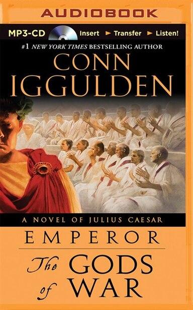 The Gods of War de Conn Iggulden