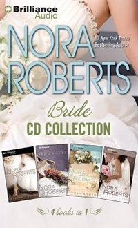 Book Nora Roberts - Bride Series: Books 1-4: Vision in White, Bed of Roses, Savor the Moment, Happy Ever… by Nora Roberts