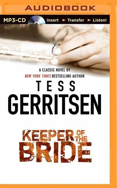 Keeper Of The Bride by Tess Gerritsen