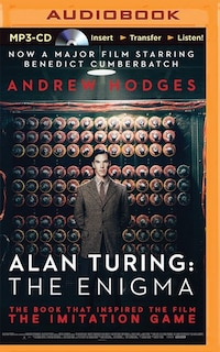 Alan Turing (cd-audio) : The Enigma