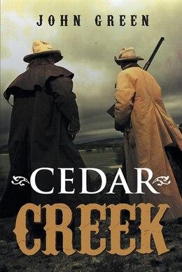 Book Cedar Creek by John Green