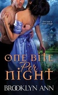Book One Bite Per Night by Brooklyn Ann