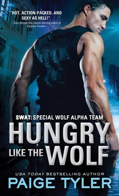 Book Hungry Like The Wolf by Paige Tyler