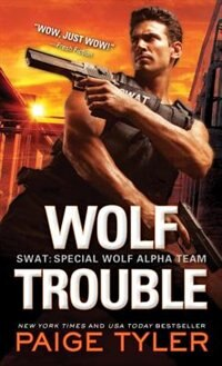 Book Wolf Trouble by Paige Tyler