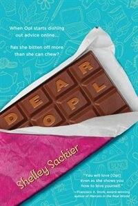 Dear Opl by Shelley Sackier