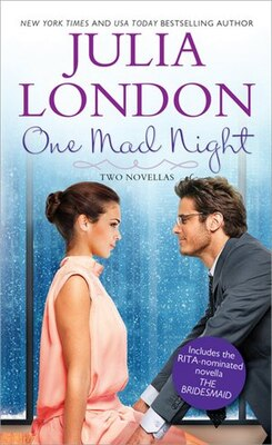 Book One Mad Night Anthology by Julia London