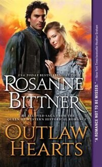 Book Outlaw Hearts: A Heart Wrenching, Epic Western Historical Romance by Rosanne Bittner