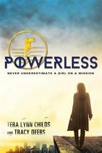 Book Powerless by Tera Lynn Childs