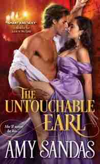 The Untouchable Earl by Amy Sandas