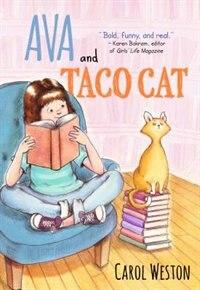 Book Ava And Taco Cat by Carol Weston