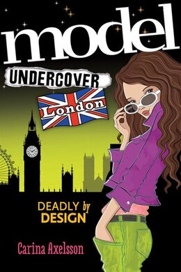 Book Model Undercover: London by Carina Axelsson