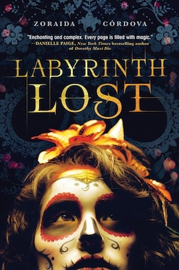 Book Labyrinth Lost by Zoraida Cordova