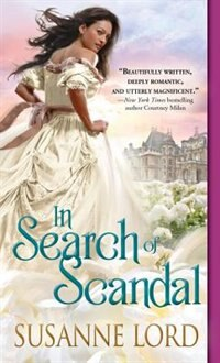 Book In Search Of Scandal by Susanne Lord