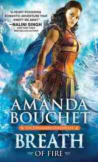 Breath Of Fire by Amanda Bouchet