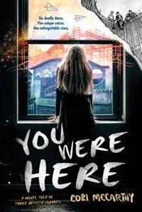 You Were Here by Cori McCarthy