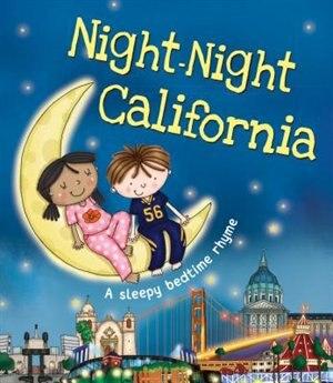 Night-night California by Katherine Sully