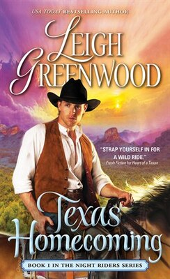 Book Texas Homecoming by Leigh Greenwood
