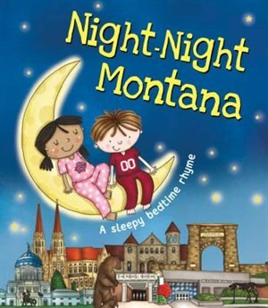 Night-night Montana by Katherine Sully
