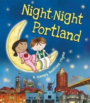 Night-night Portland by Katherine Sully