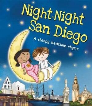 Night-night San Diego by Katherine Sully