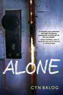 Alone by Cyn Balog