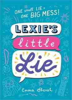 Lexie's Little Lie by Emma Shevah