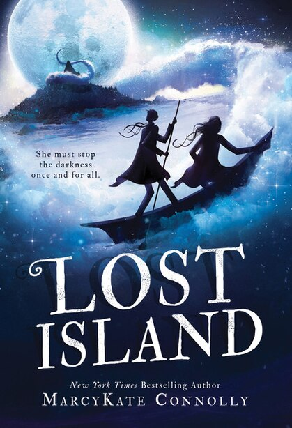 Lost Island by Marcykate Connolly