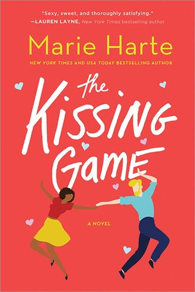 The Kissing Game: A Novel by Marie Harte