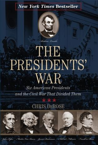 The Presidents War Six American Presidents And The Civil War That