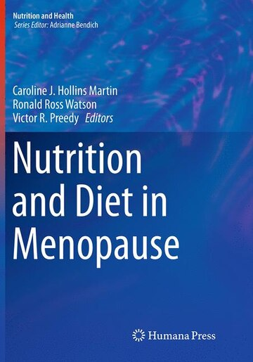 Nutrition And Diet In Menopause by Caroline J. Hollins Martin