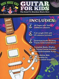 Guitar For Kids: The Road To Stardom Starts Here