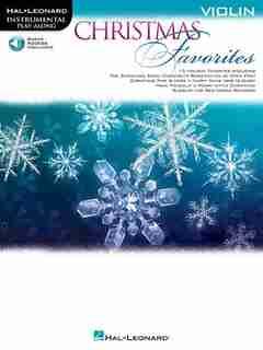 Christmas Favorites: Violin by Hal Leonard Corp.