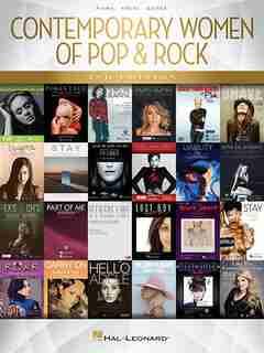 Contemporary Women Of Pop & Rock