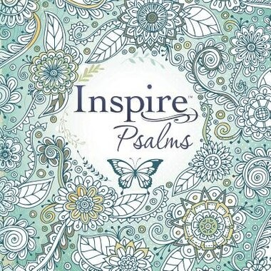 Inspire Psalms Coloring Creative Journaling Through The Psalms