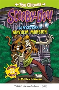 The Mystery of the Mayhem Mansion by Matthew K. Manning