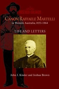 Canon Raffaele Marelli in Western Australia,  1853 - 1864