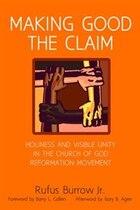 Making Good the Claim